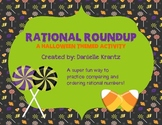 Rational Roundup - Halloween Activity