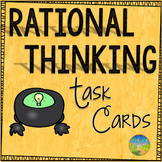 Rational Thinking Task Cards