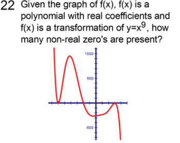 Rational Zero's Theorem 4 Lessons, Multiple Assignments for Power Point