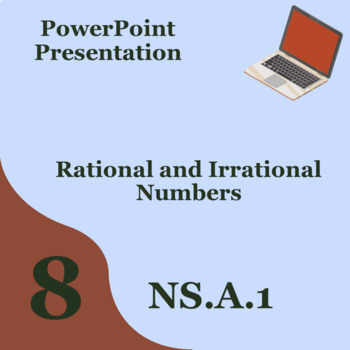 Rational and Irrational Numbers Editable PowerPoint
