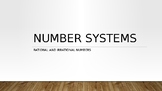 Rational and Irrational Numbers PowerPoint