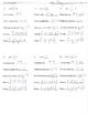 Rational functions equations transformation domain range hole asymptote domain