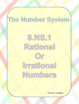Rational or Irrational Numbers