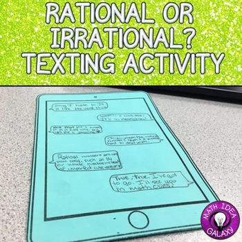 Rational vs. Irrational Numbers