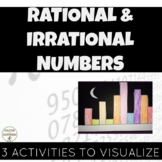 Rational Irrational Numbers Hands-On Activities