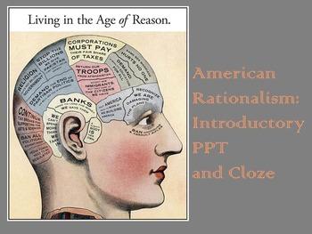 Rationalism Unit Introduction: PPT and Cloze