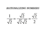 Rationalizing Numbers