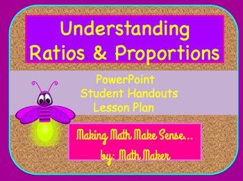Ratios: Building a Deep Understanding with Visual Representations