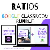 Ratios Google Form Bundle – Perfect for Google Classroom!