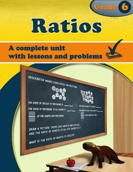 Ratios: Grade 6