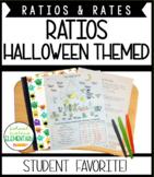 Ratios - Halloween Themed