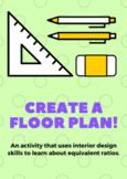 Ratios - Interior Design activity!