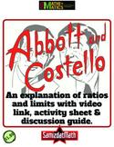 Calculating Ratios & Understanding Limits Using Humor