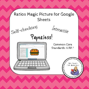 Ratios Magic Picture For Google Sheets