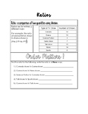 Ratios Note Page