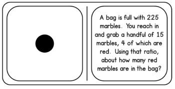 Ratios 6th Grade Problem Solving