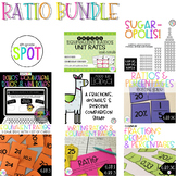 Ratios & Proportional Relationships BUNDLE