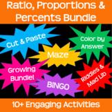 Ratios, Proportional Relationships & Percent Activity GROW