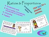 Ratios & Proportions Boom Deck