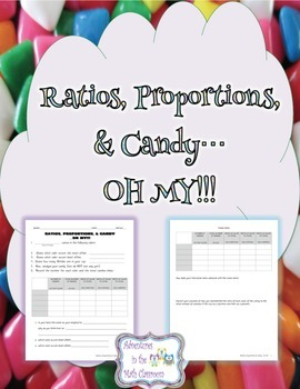 Ratios, Proportions, & Candy...OH MY!!!!