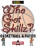 Ratios, Proportions, Fractions & Sports: Basketball Shots- Who Got Skillz?