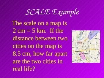Ratios, Proportions, Scale, Percents & Similar Figures Introduction