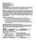 Ratios, Proportions, and Percents: Unit Plan