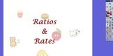 Ratios & Rates 6th Grade ActivInspire
