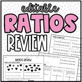 Ratios Review