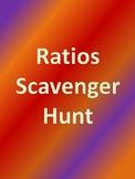 Ratios Scavenger Hunt