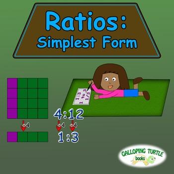 Ratios: Simplest Form