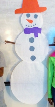 Ratios & Snowmen Review Project