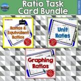 Ratios Task Card Bundle