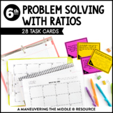 Problem Solving with Ratios: Task Cards