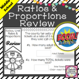 Ratios, Unit Rates and Proportions BOOM Cards