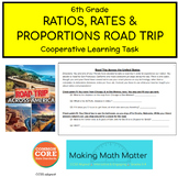 Ratios, Rates, Proportion and Map Scale Activity
