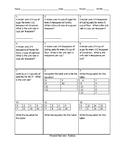 Ratios and Percents 48 total problems