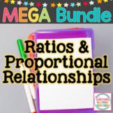 Ratios and Proportional Relationships Unit Bundle