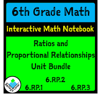 Ratios and Proportional Relationships Bundle