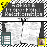 Ratios and Proportions Test