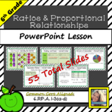 Ratios and Proportional Relationships Lesson & Cornell Notes