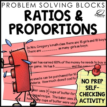 Ratios and Proportions Review and Practice Activity