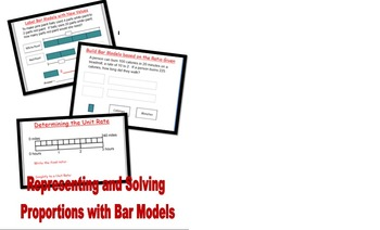 Ratios and Proportions Using Bar Models