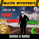 Ratios and Rates - unit rates, reducing ratios, equivalent