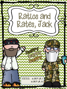 Ratios and Rates, Jack