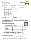 Ratios and Rates Quiz