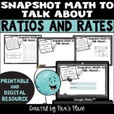 Ratios and Rates Activity