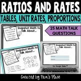 Ratios and Rates Activity PRINTABLE and DIGITAL | Google Slides™