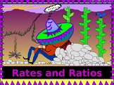 Algebra Power-Point:  Ratios and Rates in Algebra