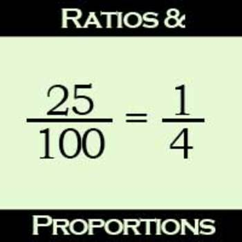 Ratios and proportions Worksheet ,HSPA and SAT Review
